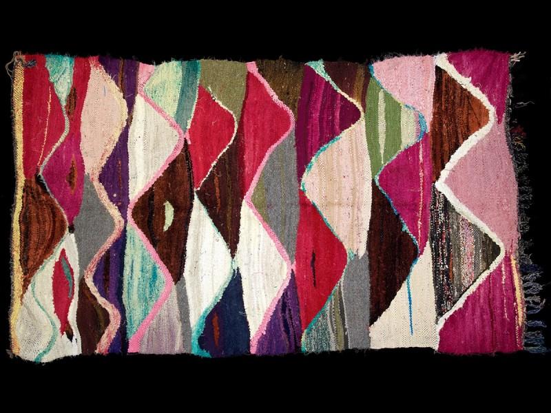 Berber hanbel rug