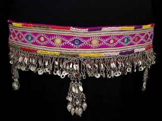 Cinturón tribal Kuchi