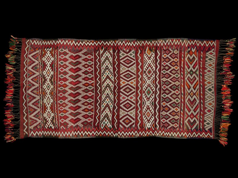 Berber Zaer-Zemmour hanbel