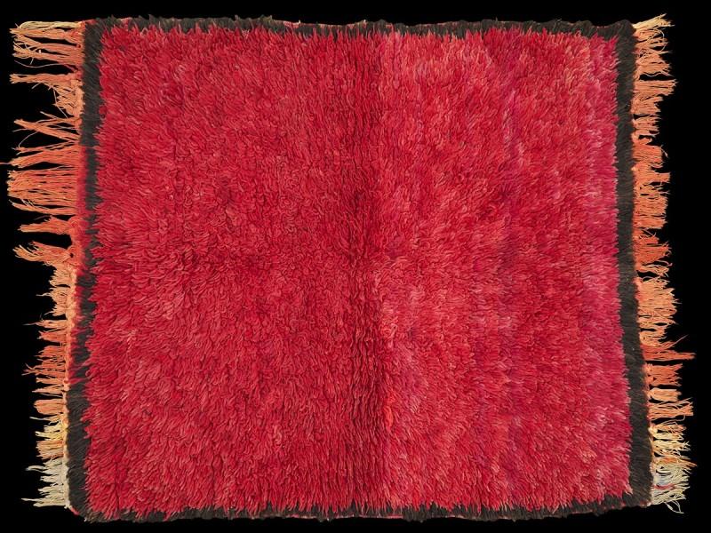 Beni M'Rirt Berber rug vintage