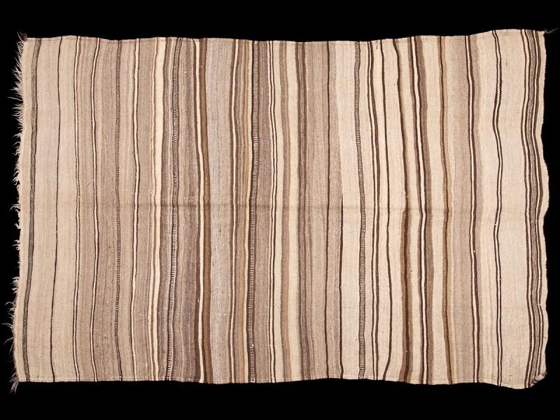 Berber wool storage bag (M'Tougha)