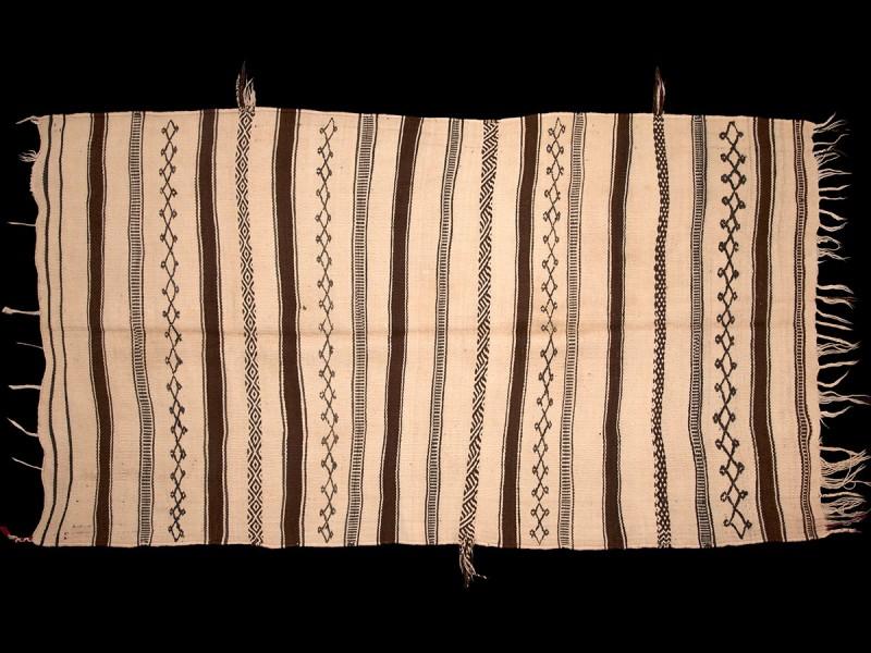 Berber Azilar saddlebag vintage