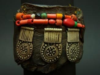 Berber old hair decoration...