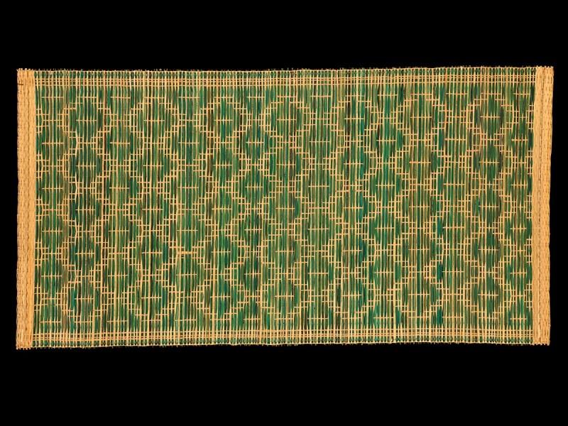 Vegetal fibre mat