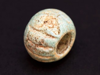 Ancient faience bead