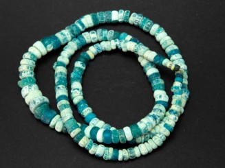 Strand antique Nila beads...