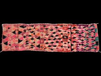 Talsint Berber rug vintage (runner)