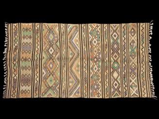 Berber Marmoucha palm fiber...