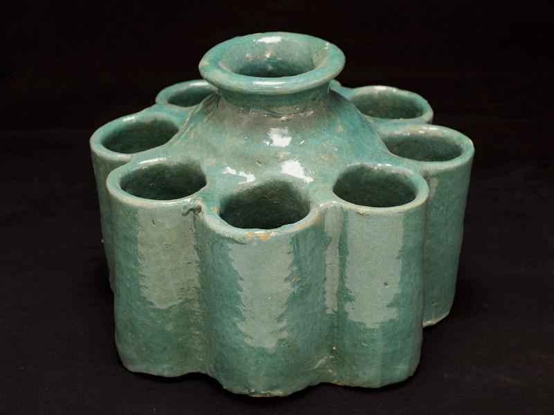 Tintero cerámica esmaltada Fez (G)