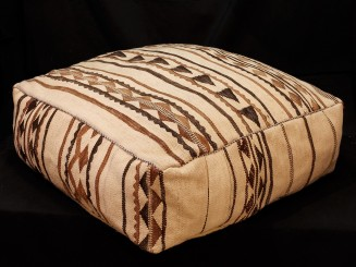 Haïk floor cushion