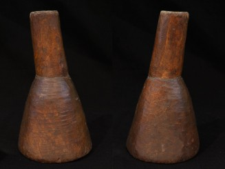 Old Berber wooden funnel