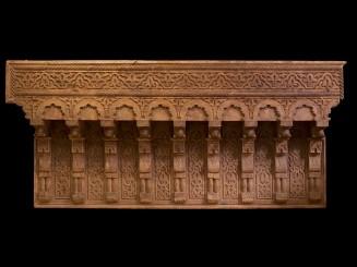Antiguo Artesonado de cedro.