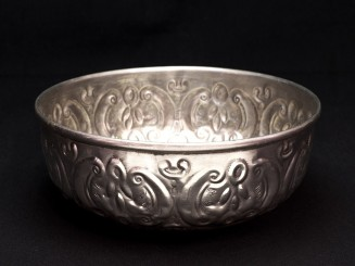 Vintage Moroccan hamman bowl (L)