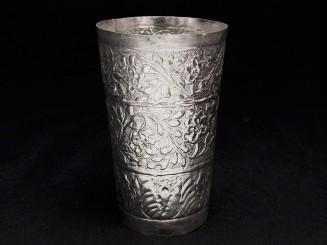 Vaso afgano metal