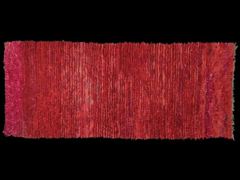 Ouelmes Berber vintage rug
