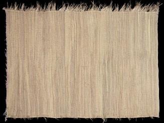 Berber Zemmour palm fiber mat