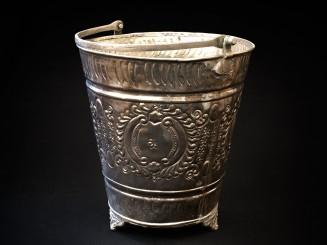 Vintage Moroccan hamman bucket