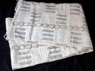 Mudcloth fabric (L)