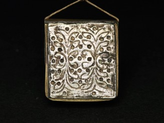 Hirz. Berber silver and...