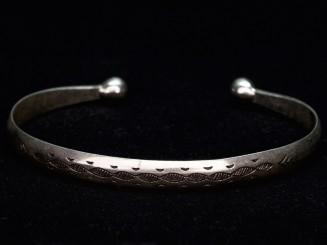 Berber silver bracelet