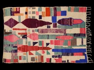 Boujad Berber carpet. New