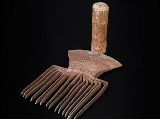 Tashka. Berber vintage hand...