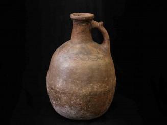 Rif. Old earthenware vessel