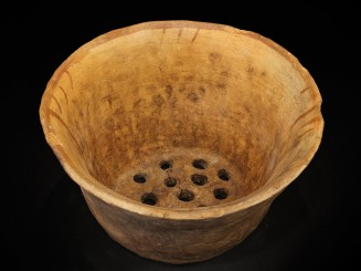 Moroccan old eathenware...