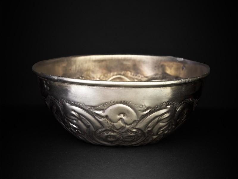 Vintage Moroccan hamman bowl (M)