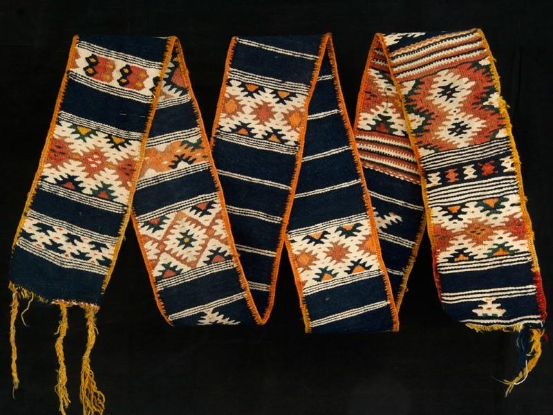 Cinturón antiguo Aït Ouaouzguite