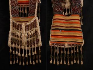 Zaiane. Berber old saddle bag