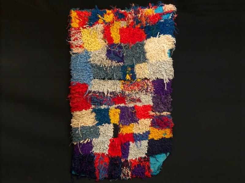 Textil Boucherouite Mika