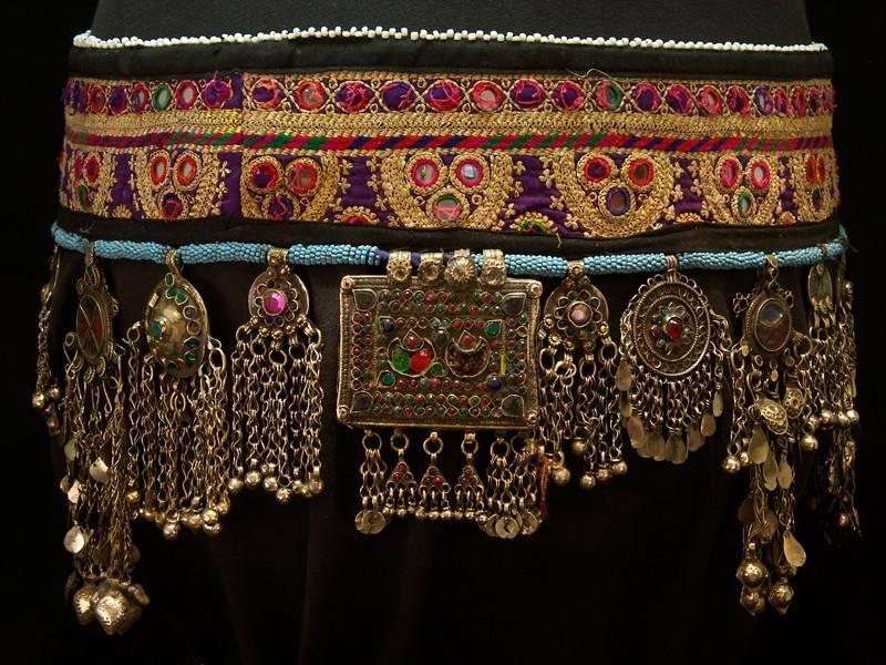 Cinturón Kuchi tribal G