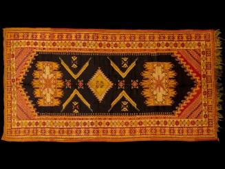 Aït Khezama wool knotted...