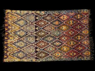 Beni Mguild Berber rug vintage