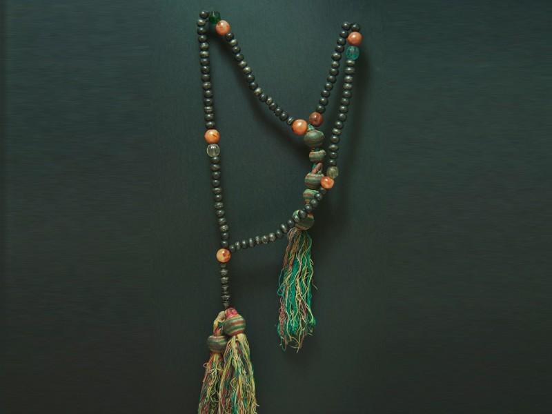 Muslim rosary (tisbeh)