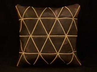Leather cushion (squared)