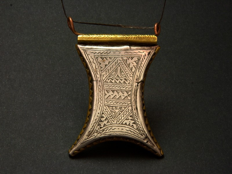 Tcherot. Old Tuareg amulet