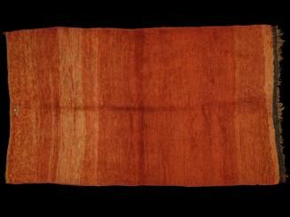Beni M'Rirt Berber rug (black stripe end)