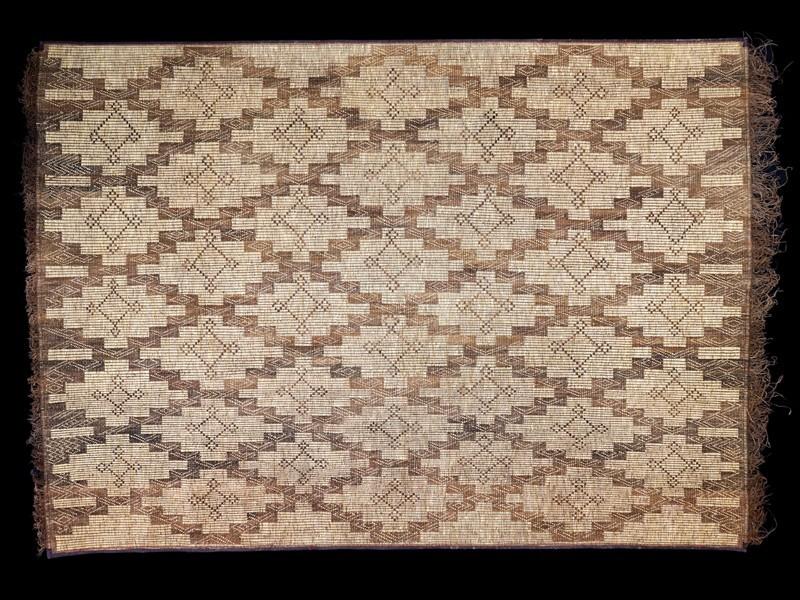 Estera sahariana cuero médula