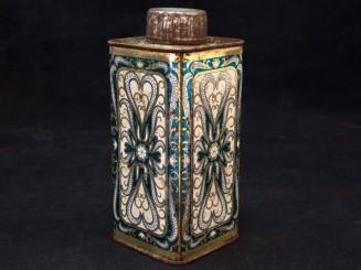 Vintage orientalist tin...