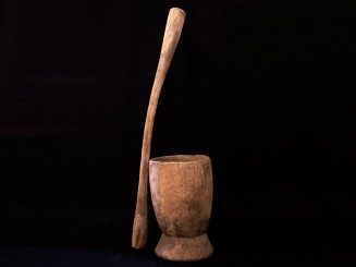 Mauritanian old wooden...