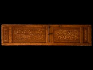 Morrocan old cedarwood door...
