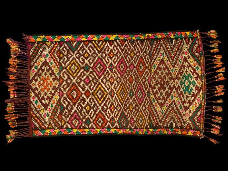 Berber Zaïan hanbel