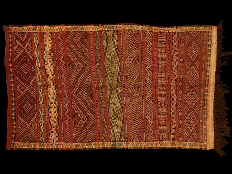 Berber Beni M'Guild hanbel vintage