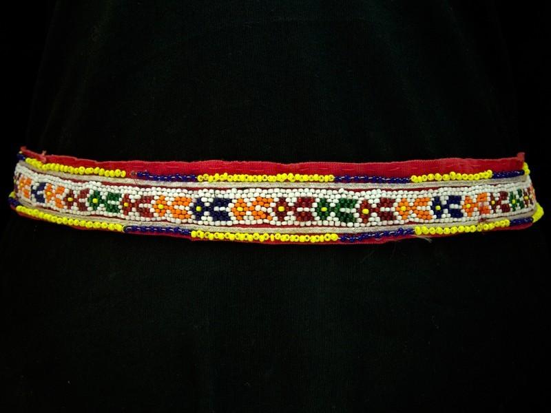 Cinturón Tribal Kuchi( P)