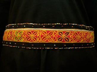 Plain Kuchi belt