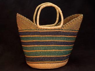 Senegal. Carrying basket