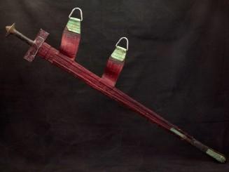 Takuba. Tuareg sword