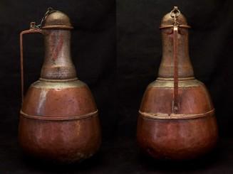 Siroua. Copper water...